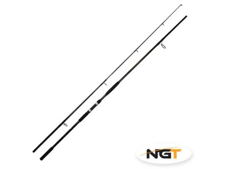 NGT Prut Raptex Spod Rod - 12ft, 2pc, 5.0lb