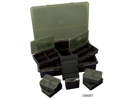FOX Plastové boxy Royale Tackle Box