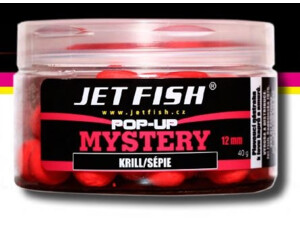 JET FISH Mystery Pop up