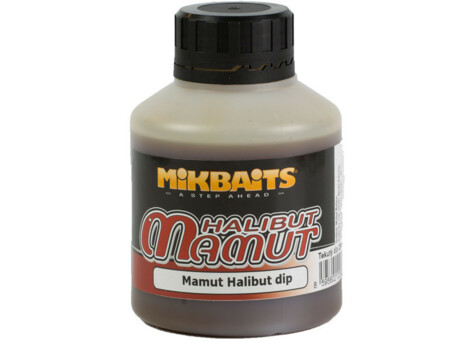 MIKBAITS Mamut&Halibut dip 250ml