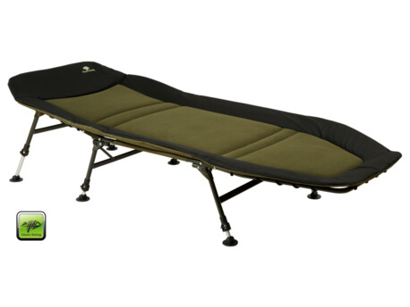 GIANTS FISHING Lehátko Flat Fleece 6Leg Bedchair