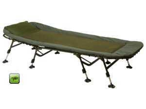 GIANTS FISHING Lehátko Flat Inflatable Fleece 8Leg Bedchair