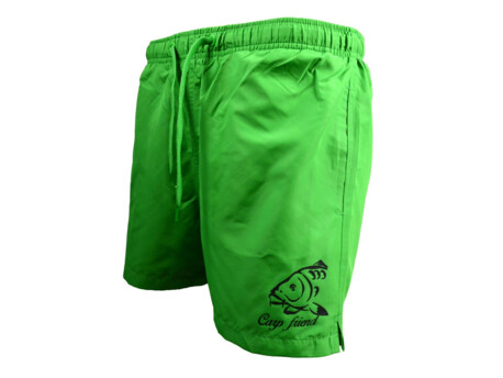 R-SPEKT Koupací šortky Carp friend green 5b6f6ee62e