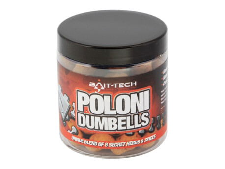 BAIT-TECH Poloni Dumbells 10/14mm, 120g
