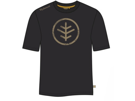 Tričko Wychwood Icon T-Shirt Black