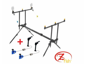 Zfish Rod Pod Classic 3 Rods + 2x Swinger Zfish ZDARMA!