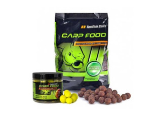 TANDEM BAITS Boilies Superfeed 18mm / 1kg a Pop Up 14/18