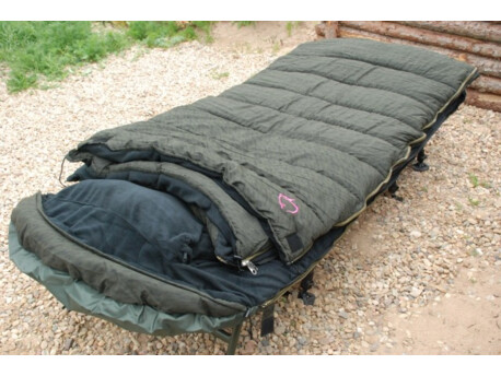 LK Baits Spacák Camo De-Luxe Sleeping Bag