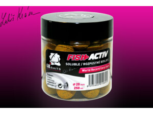 LK Baits Fish Activ World Record Carp Corn 250ml, 20mm