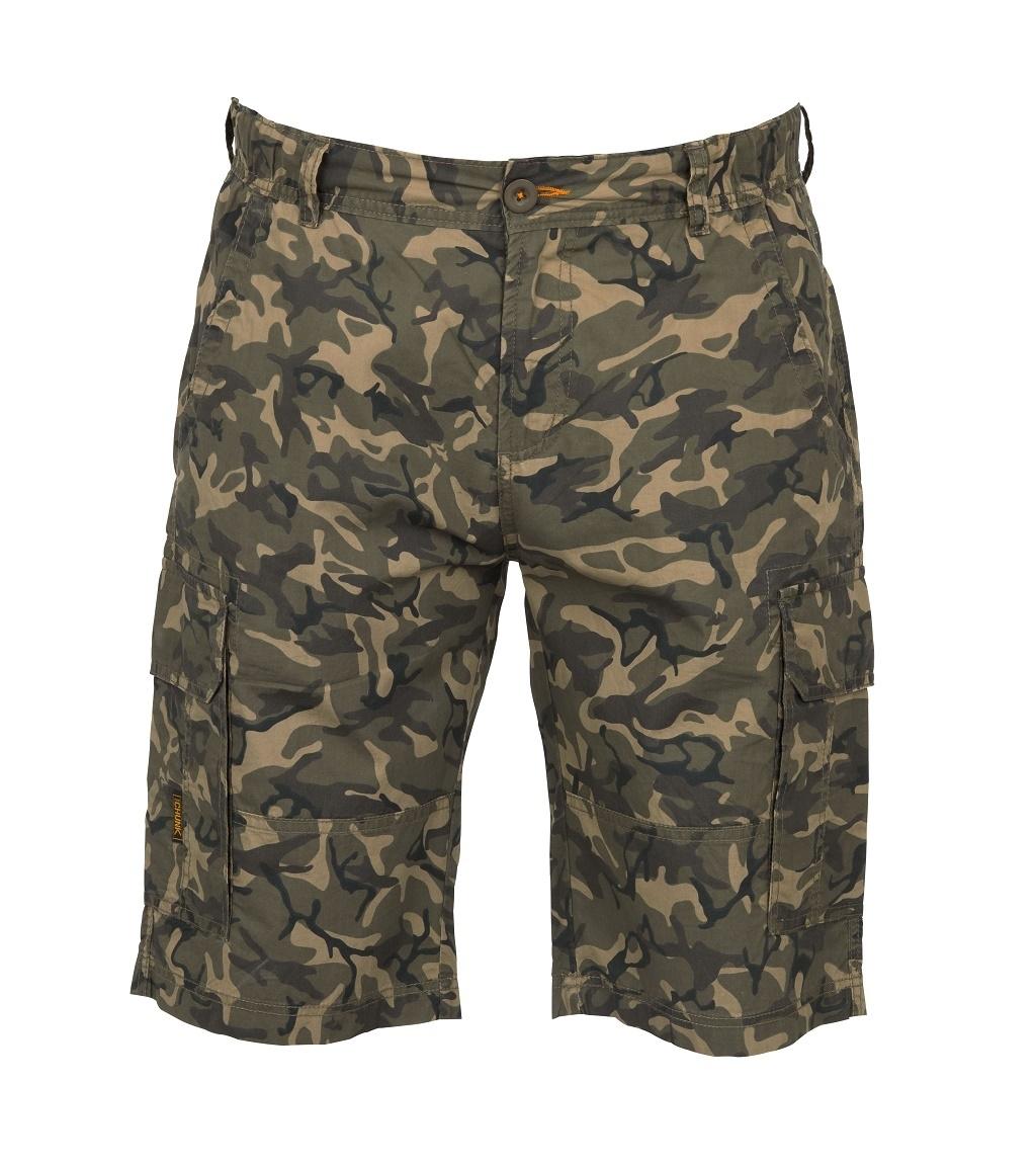 FOX Leightweight Cargo Shorts Camo VÝPRODEJ 🎣 Na Soutoku 4cf425b64a