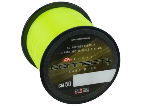 Vlasec Berkley Connect+ CM50 Yellow 600m