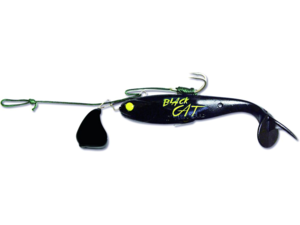 Black Cat systémek soft lure rig