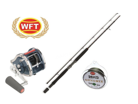 COMBO PENN Commander 30 LW + WFT Go North 200-600g