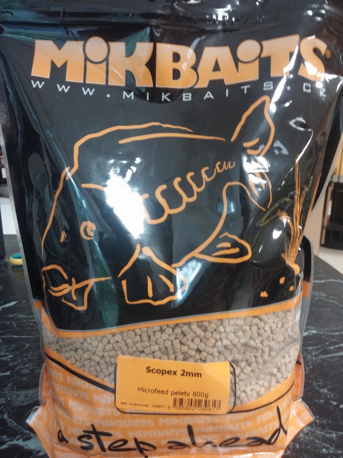 MIKBAITS Microfeed 2mm