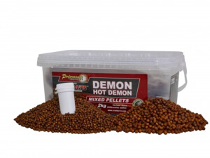 Pelety STARBAITS Hot Demon Pelety MIX 2kg