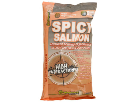 Starbaits Spicy Salmon Method Mix 2.5kg - 50% VÝPRODEJ!!