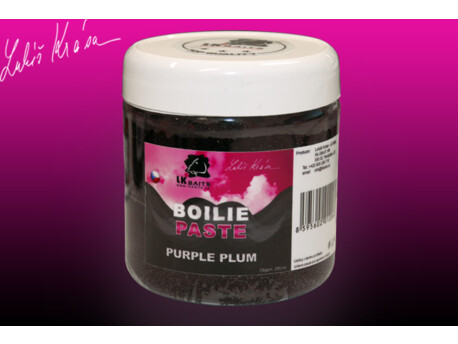 LK Baits Boilie Paste 250g Purple Plum