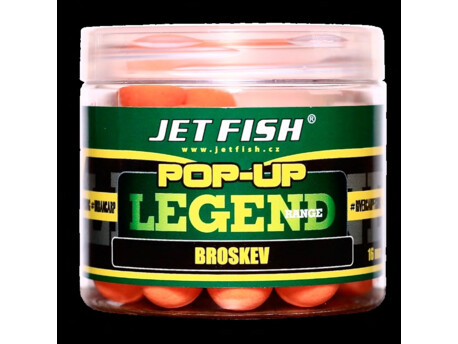 JET FISH POP-UP LEGEND RANGE