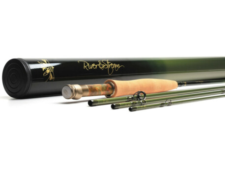 WYCHWOOD River&Stream 10ft #3 4pce Fly Rod VÝPRODEJ