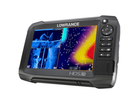 Lowrance HDS-7 Carbon + sonda TotalScan