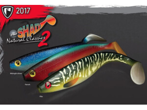 Fox Rage PRO SHAD 2 NATURAL CLASSIC 14cm -1ks