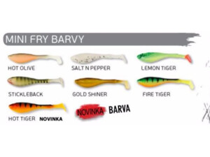 Fox Rage Mini Fry 7cm 6ks