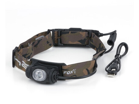 FOX Čelovka Halo™ AL350C Headtorch