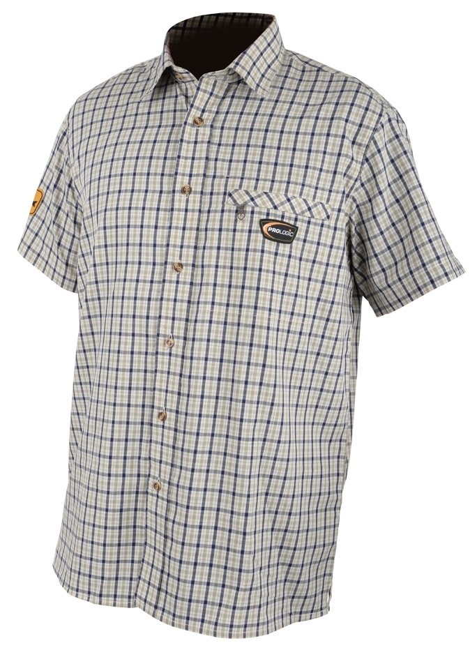 PROLOGIC Check Shirt -50% VÝPRODEJ!!