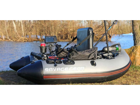 BELLY BOAT SAVAGE GEAR HIGH RIDER 170 – THE FLAGSHIP