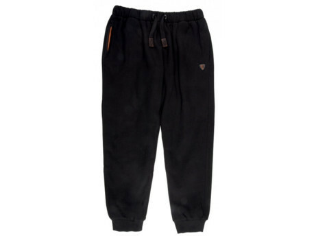 FOX Black and Orange Heavy Lined Joggers XXXL VÝPRODEJ