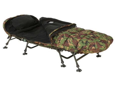 GIANTS FISHING Spací pytel 5 Season Ext Camo Sleeping Bag