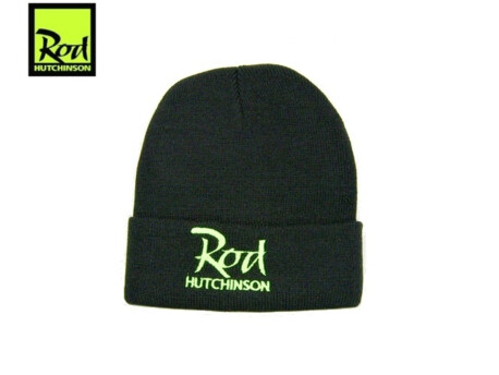 Rod Hutchinson kulich Wool Hat Black