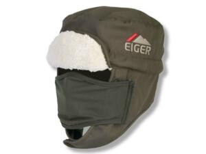 EIGER Zimní Čepice Polar Hat Green VÝPRODEJ de5cd818c8