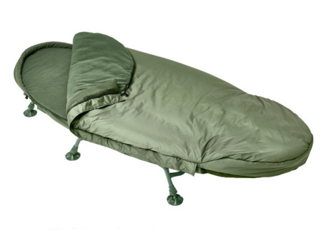 Spacák Trakker - Levelite Oval Bed 5 Season Sleeping Bag