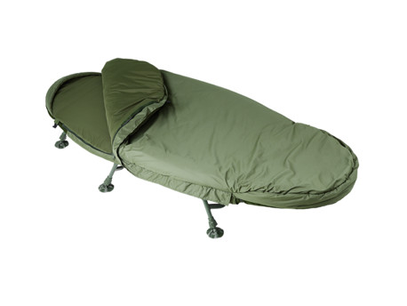 Spacák Trakker- Levelite Oval Wide Bed 5 Season Sleeing Bag