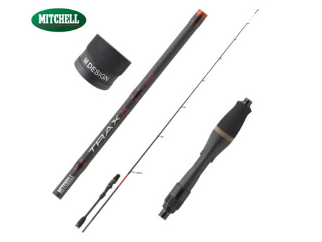 MITCHELL TRAXX RZ SPIN VERTIC MH 1,80M 7-28G