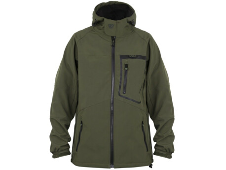 FOX Bunda Green / black softshell jacket VÝPRODEJ