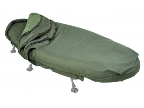 Trakker Products Spacák Trakker - Levelite Oval Bed 365 Sleeping Bag