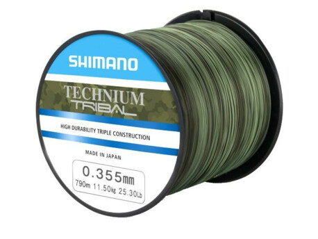 Shimano Technium TRIBAL PB 790 m/0,355 mm