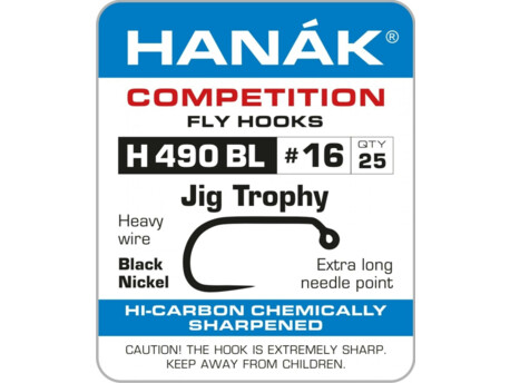 HANÁK Competition H 490 BL