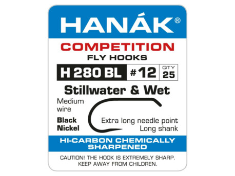 HANÁK Competition H 280 BL