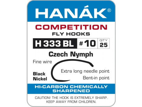 HANÁK Competition H 333 BL