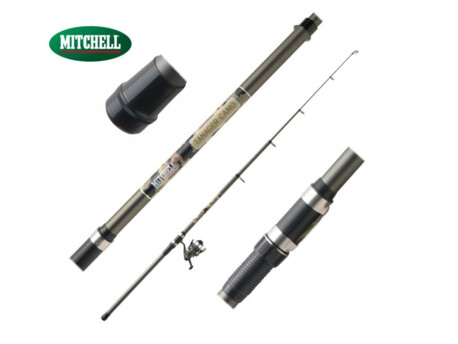 MITCHELL Tanager Camo Light 300 15-50g + naviják zdarma