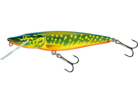 SALMO Pike Floating 11cm - HOT PIKE