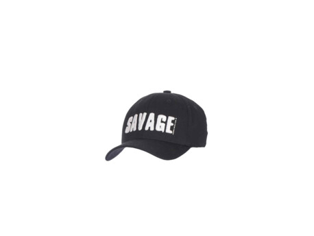 SAVAGE GEAR Kšiltovka Simply Savage 3D logo Cap