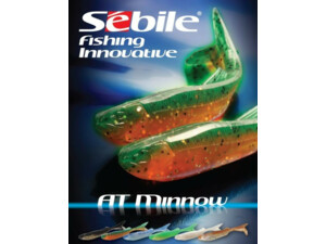 SÉBILE Ripper AT Minnow 6,5cm