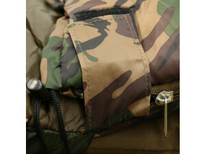GARDNER Spací pytel Camo DPM Crash Bag (3 Season)