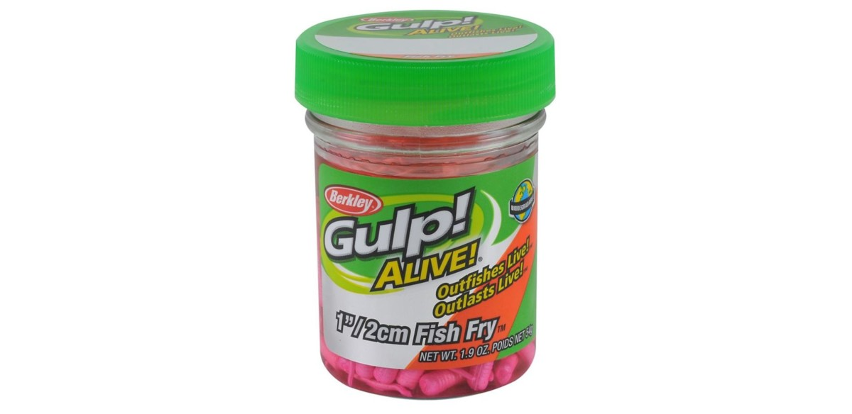 Fish Fry Gulp Alive