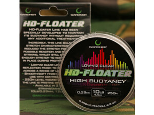 Vlasec Gardner HD-Floater 250m