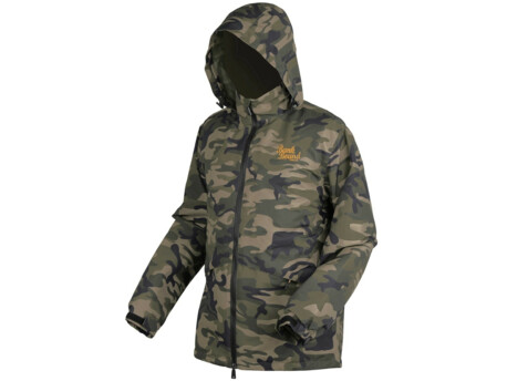 PROLOGIC Bank Bound 3-Season Camo Fishing Jacket